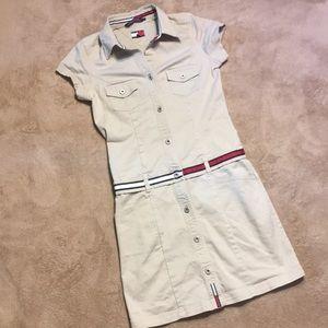 🔥 CLASSIC TOMMY JEANS TENNIS DRESS!🔥 Sz. M rare!